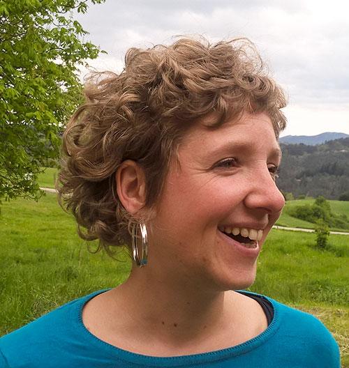 Géraldine Wagnon - pédagogue du mouvement